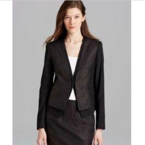 Women's Fiona Elie Tahari Snap Blazer Jacket 4